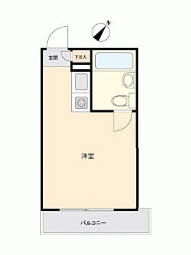 マンション(建物一部)-中野区上鷺宮2丁目 間取り