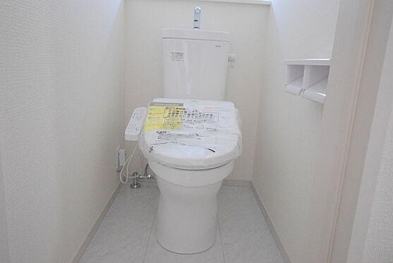 新築一戸建て-仙台市泉区松森字明神 トイレ