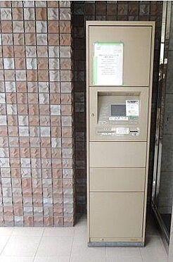 区分マンション-大阪市城東区東中浜6丁目 便利な宅配ボックス
