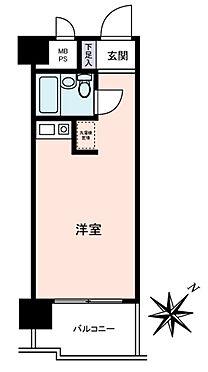 マンション(建物一部)-大田区南雪谷2丁目 間取り