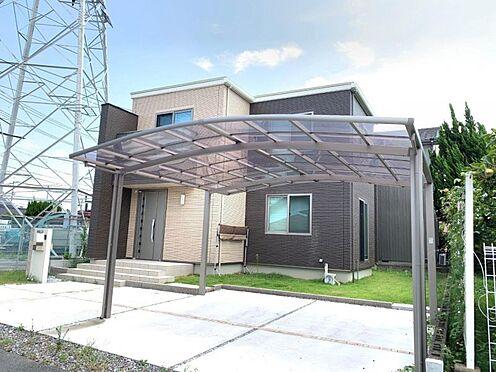 戸建賃貸-西尾市寄住町神明 カースペース並列駐車2台可!