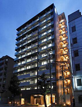 区分マンション-神戸市兵庫区大開通3丁目 外観 夜