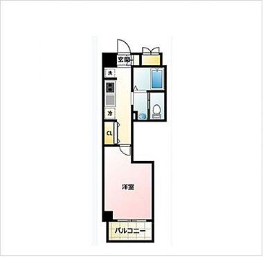 マンション(建物一部)-大阪市西区本田3丁目 間取り