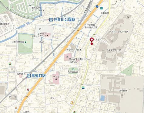区分マンション-熊本市北区熊本市中央区黒髪3丁目 その他