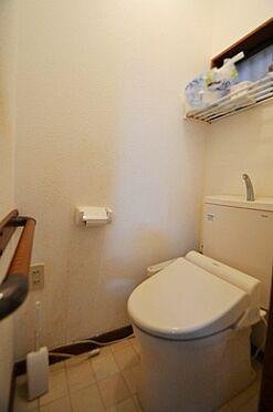 中古一戸建て-東大和市仲原2丁目 トイレ