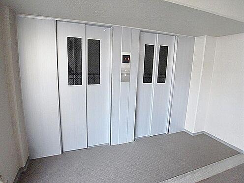 区分マンション-神戸市北区日の峰5丁目 エレベーターは複数あり