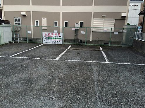 アパート-熊谷市石原1丁目 駐車場