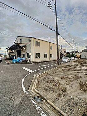 新築一戸建て-名古屋市中川区新家3丁目 北東側道路約5.9m!