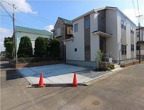 新築一戸建て-上尾市上町1丁目 地盤良好・耐震住宅/リアルネット東京営業所の担当者がご案内致します。