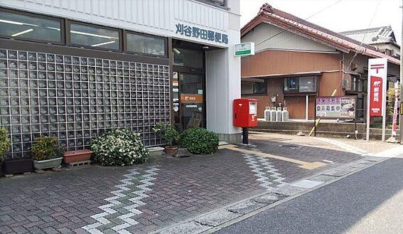戸建賃貸-刈谷市野田町西田 刈谷野田郵便局 約892m(徒歩約12分)
