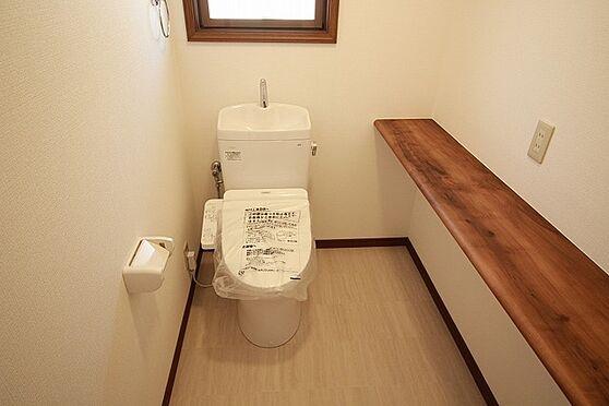 中古一戸建て-練馬区南大泉2丁目 トイレ