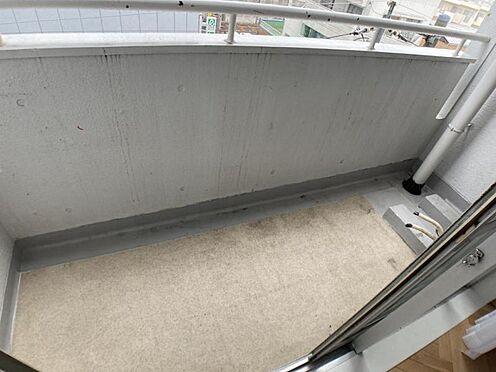中古マンション-名古屋市千種区池下1丁目 陽当たりのいいバルコニーで快適に洗濯物が干せます♪