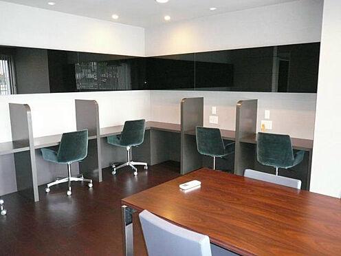 中古マンション-中央区晴海5丁目 ビジネスライブラリースペース