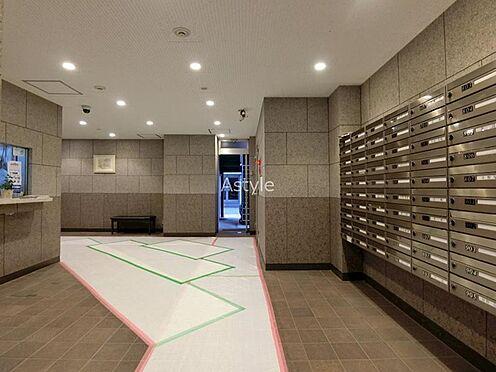 マンション(建物一部)-中央区日本橋箱崎町 エントランス