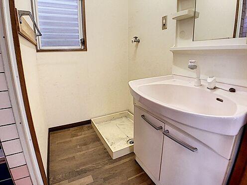 戸建賃貸-一宮市花池2丁目 ナカジツなら洗面のリフォームもワンステップサービスで可能です!