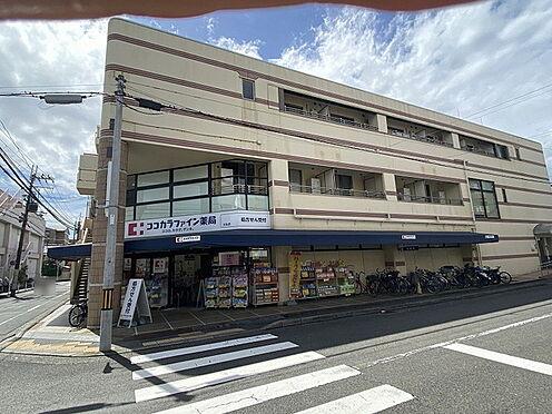 区分マンション-京都市右京区西院西高田町 ココカラファイン壬生店まで392m