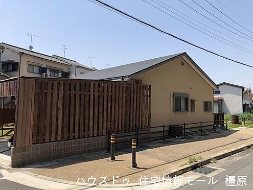 戸建賃貸-桜井市大字粟殿 落ち着いた印象の外観。是非現地をご覧下さい。