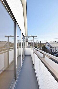新築一戸建て-仙台市青葉区みやぎ台1丁目 バルコニー