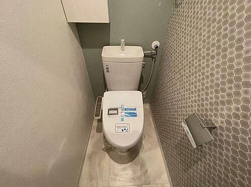 区分マンション-大阪市北区本庄東2丁目 トイレ