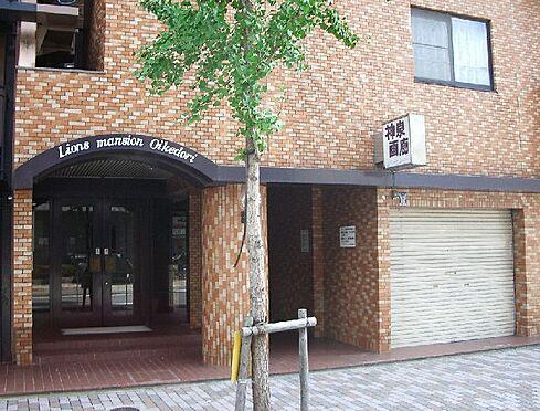 マンション(建物一部)-京都市中京区西ノ京職司町 外観