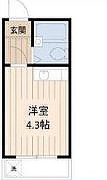 アパート-川口市大字芝 間取り