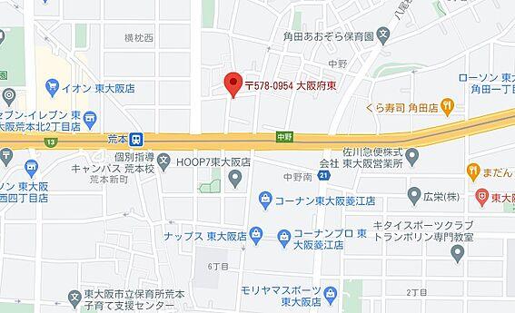 アパート-東大阪市横枕 その他