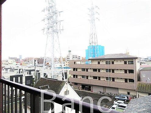 中古マンション-足立区東和3丁目 見晴らしのいい眺望