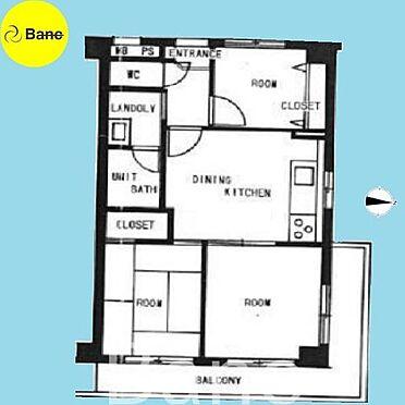 中古マンション-板橋区徳丸4丁目 資料請求、ご内見ご希望の際はご連絡下さい。