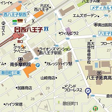 マンション(建物一部)-八王子市散田町1丁目 その他