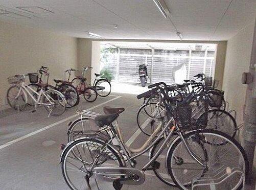 マンション(建物一部)-大阪市中央区東高麗橋 駐輪スペース完備