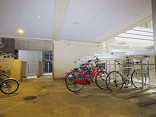 マンション(建物一部)-大阪市中央区材木町 屋根付き駐輪場