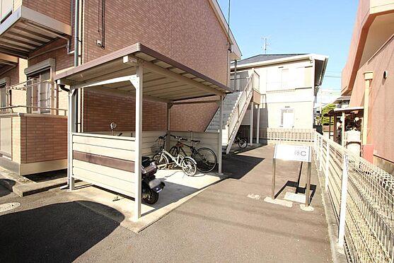アパート-静岡市駿河区馬渕3丁目 設備
