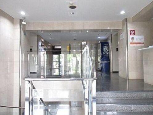 マンション(建物一部)-京都市下京区梅湊町 清潔に保たれた共用部
