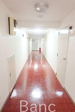 中古マンション-渋谷区本町3丁目 内廊下、共用部分