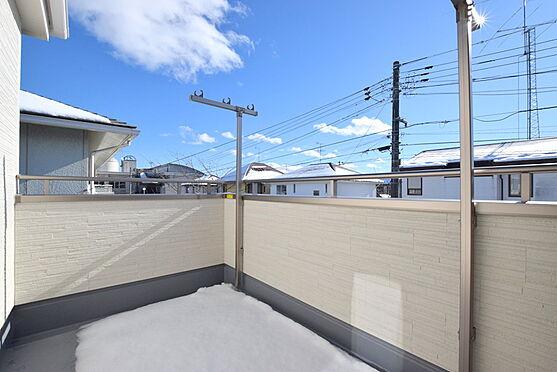 新築一戸建て-富谷市日吉台2丁目 バルコニー