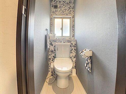 中古一戸建て-一宮市伝法寺1丁目 1階・2階にトイレがございます