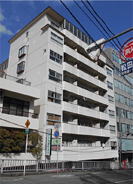 マンション(建物一部)-新潟市中央区医学町通 外観