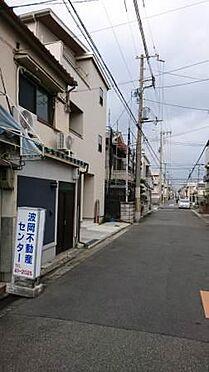 旅館-堺市堺区出島町4丁 前面道路広いです