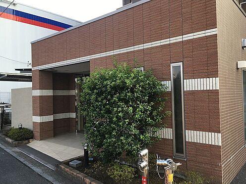 中古マンション-上尾市緑丘3丁目 エントランス