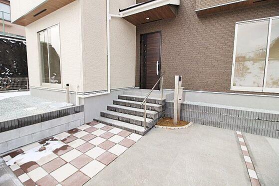 新築一戸建て-仙台市青葉区国見6丁目 玄関