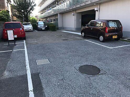 中古マンション-春日部市粕壁 駐車場