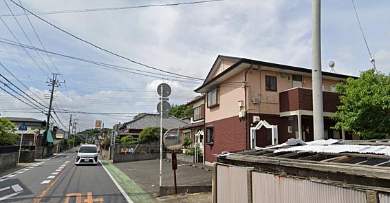 アパート-佐倉市臼井田 外観