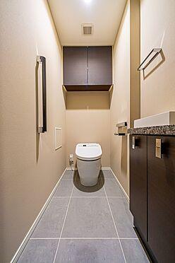区分マンション-新宿区南元町 トイレ