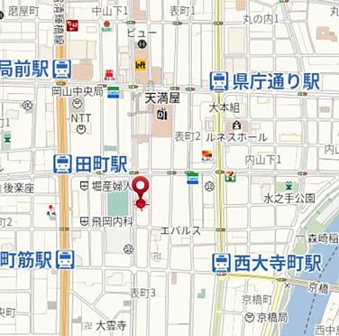 マンション(建物一部)-岡山市北区中山下2丁目 その他