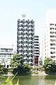 SRC造11階建て、6階部分