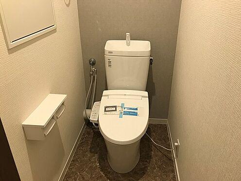 中古マンション-豊中市向丘1丁目 トイレ
