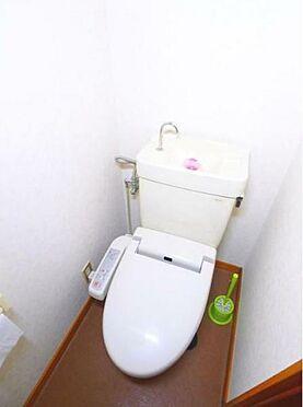 マンション(建物全部)-柏市ひばりが丘 トイレ