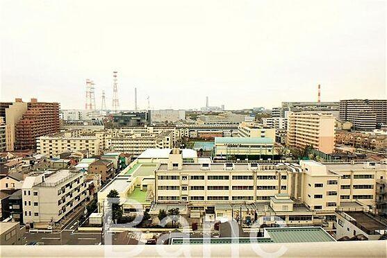 中古マンション-江東区東砂8丁目 眺望良好です