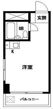 マンション(建物一部)-静岡市葵区南安倍1丁目 間取り