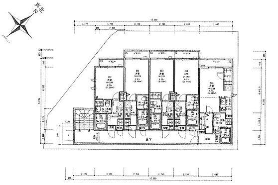 マンション(建物全部)-川崎市麻生区上麻生6丁目 2階間取り図